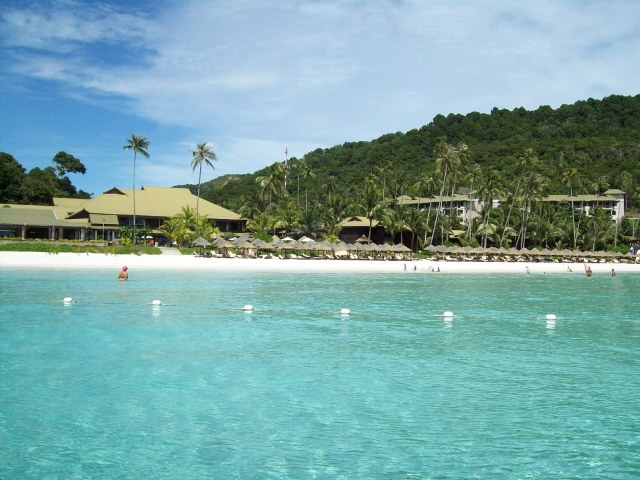redang, resort, vacation, sea, blue water, beach, nature